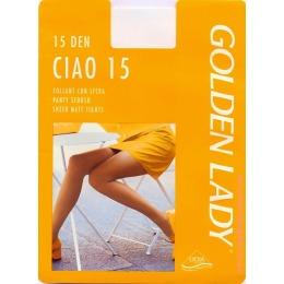 """Golden Lady колготки """"Ciao 15"""" daino"""