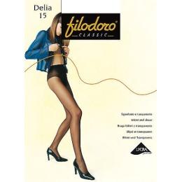"""Filodoro колготки """"Delia 15"""" glace"""