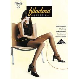 """Filodoro колготки """"Ninfa 20"""" cognac"""