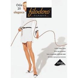 """Filodoro колготки """"Oda 20 elegance"""" cappuccio"""