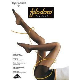"Filodoro колготки ""Top comfort 30"" glace"
