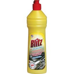 Blitz крем для чистки стеклокерамики с силиконом