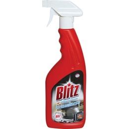 Blitz моющее средство актив пуш-пул