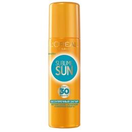 "L'Oreal спрей ""Sublime Sun. Безупречный загар"" солнцезащитный, SPF 30"