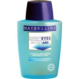 """Maybelline средство для снятия макияжа с глаз """"Expert Eyes"""""""