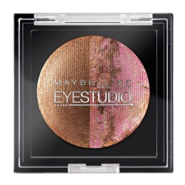 "Maybelline тени для век ""Eye Studio Cosmic Duo"", 2.5 г"