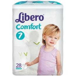"Libero подгузники ""Comfort"" 15-30 кг"