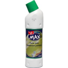 """Dr.Max гель для чистки унитаза """"Лесной"""""""