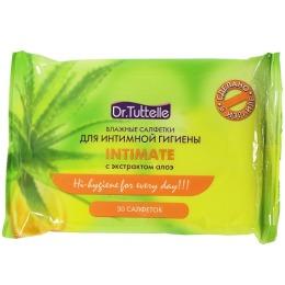 Dr.Tut влажные салфетки для интимной гигиены