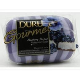 """Duru мыло """"Gourmet. Черничное парфе"""""""