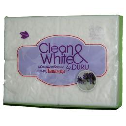 "Duru хозяйственное мыло ""Clean&White лаванда"" экономичная упаковка"