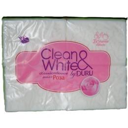"Duru хозяйственное мыло ""Clean&White роза"" экономичная упаковка"
