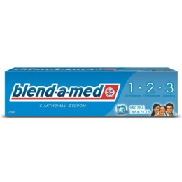 "Blend-a-med зубная паста ""3-Эффект Экстра свежесть"", 100 мл"