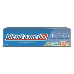 """Blend-a-med зубная паста """"3-Эффект Мягкая свежесть"""", 100 мл"""