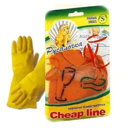 "Русалочка перчатки ""Cheap Line"" большие"