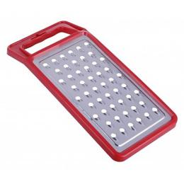 Smakfest терка плоская  крупная, пластиковая рамка 25 х 11 х 2 см