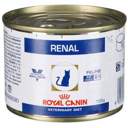 "Royal Canin корм для кошек ""Renal фелин"" с цыпленком 195 г"