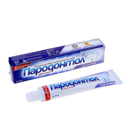 "Свобода зубная паста ""Пародонтол сенситив"""