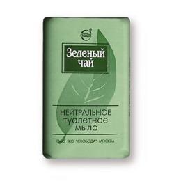 """Свобода мыло """"Зеленый чай"""" нейтральное"""