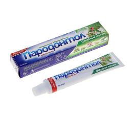 """Свобода зубная паста """"Пародонтол лечебные травы"""""""