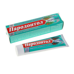 """Свобода зубная паста """"Пародонтол кедровый"""""""