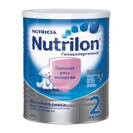 """Nutrilon молочная смесь """"Гипоаллергенная 2"""", 400 г"""