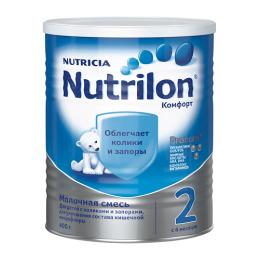 """Nutrilon молочная смесь """"Комфорт 2"""" с 6 месяцев"""