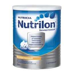 """Nutrilon молочная смесь """"Безлактозная"""", 400 г"""