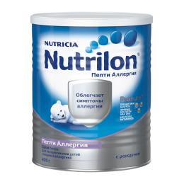 """Nutrilon смесь детская """"Пепти. Аллергия"""" с пребиотиками"""