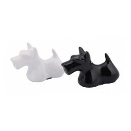 Smakfest набор для соли и перца 2 предмета собаки 8.2 х 9.7 х 6.5 см керамика