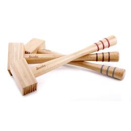 Smakfest молоток для мяса 30,5 х 8,5 х 4,2 см бамбук силикон