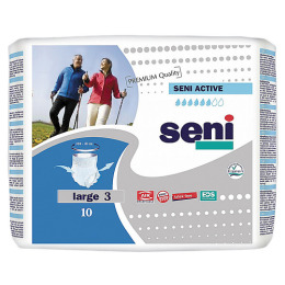 Seni подгузники-трусики для взрослых Large