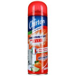 """Chirton очиститель-мусс для кухни """"Цитрус"""""""
