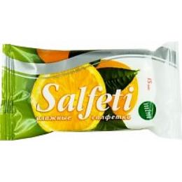 "Salfeti влажные салфетки антитабак ""Лимон"" 10 шт"