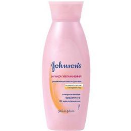 """Johnson`s лосьон для тела """"24 часа увлажнения"""" с экстрактом меда, 250 мл"""