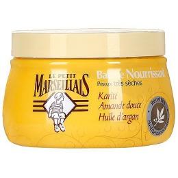 """Le Petit Marseillais крем-бальзам для тела """"Карите, сладкий миндаль и масло арганового дерева"""", 250 мл"""