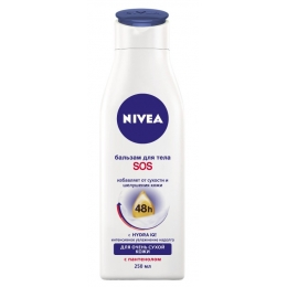 """Nivea бальзам для тела """"SOS-восстановление"""", 250 мл"""