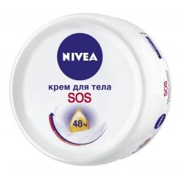 """Nivea SOS-крем для тела """"Интенсивный"""", 200 мл"""
