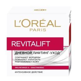 "L'Oreal крем для лица ""RevitaLift"" дневной, 50 мл"