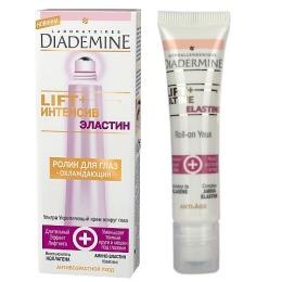 """Diademine гель роликовый """"Интенсивный"""" для кожи вокруг глаз, 15 мл"""