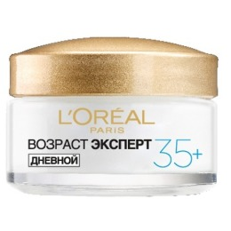 "L'Oreal крем для лица ""dermo-expertise трио актив"" 35+ для всех типов кожи, 50 мл"