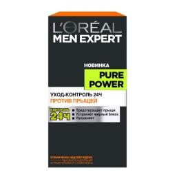 "L'Oreal Крем для лица ""Pure Power"""
