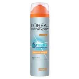 """L'Oreal гель для бритья """"Men Expert. Ледяной эффект"""", 200 мл"""