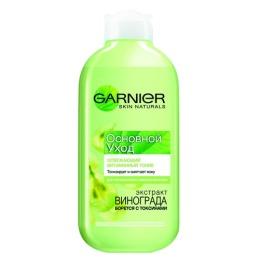 """Garnier тоник """"Основной уход. Освежающий"""" для нормальной и смешанной кожи, 200 мл"""