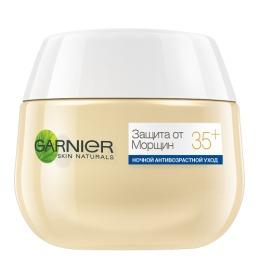 """Garnier крем для лица """"Клетки молодости. Защита от морщин 35+"""" ночной, 50 мл"""
