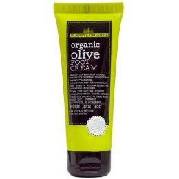 "Planeta Organica крем для ног ""organic olive"", 75 мл"