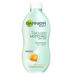 Garnier тающее молочко для тела, с бифидокомплексом и медом, защищающее