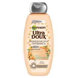 """Garnier шампунь """"Ultra Doux. Жизненная сила прованса. Абрикос"""""""