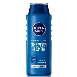 Nivea men шампунь для нормальных волос.