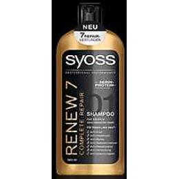 """Syoss шампунь для волос """"Renew 7"""", 500 мл"""